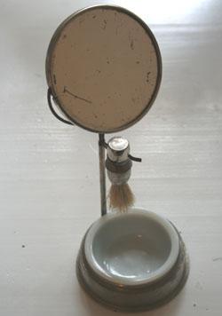Rasierset 30er mit Spiegel