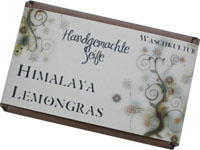 Kräuterseife Himalaya-Lemongras