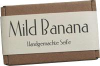 Schonende Seife Mild Banana