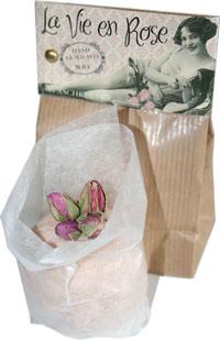 Kugelseife La Vie en Rose