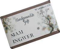 Kräuterseife Siam-Ingwer