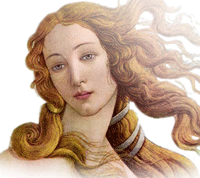 Aphrodite, die Liebesgöttin